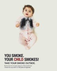 #التدخين امام طفلك لمدة ٦ سنوات يعادل تدخين الطفل ل ١٠٢ بكت سجائر!! #تدخين #تدخينك_يؤذيني #سجائر_الكترونية #صحتك #صحتك_تهمنا